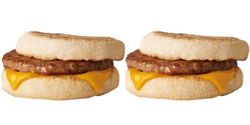 9/3前,持悠遊卡消費憑單享豬肉滿福堡買一送一。圖/麥當勞提供
