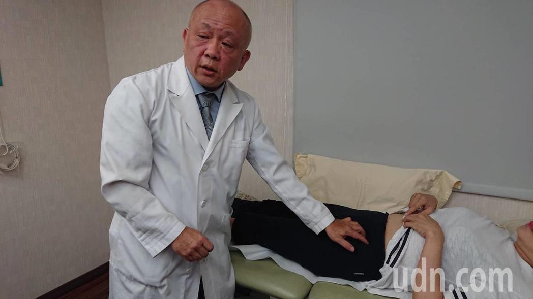 榮新診所疼痛科主治醫師梁恆彰(圖)表示,當交感神經太旺盛,身體停留在發炎狀態,身...