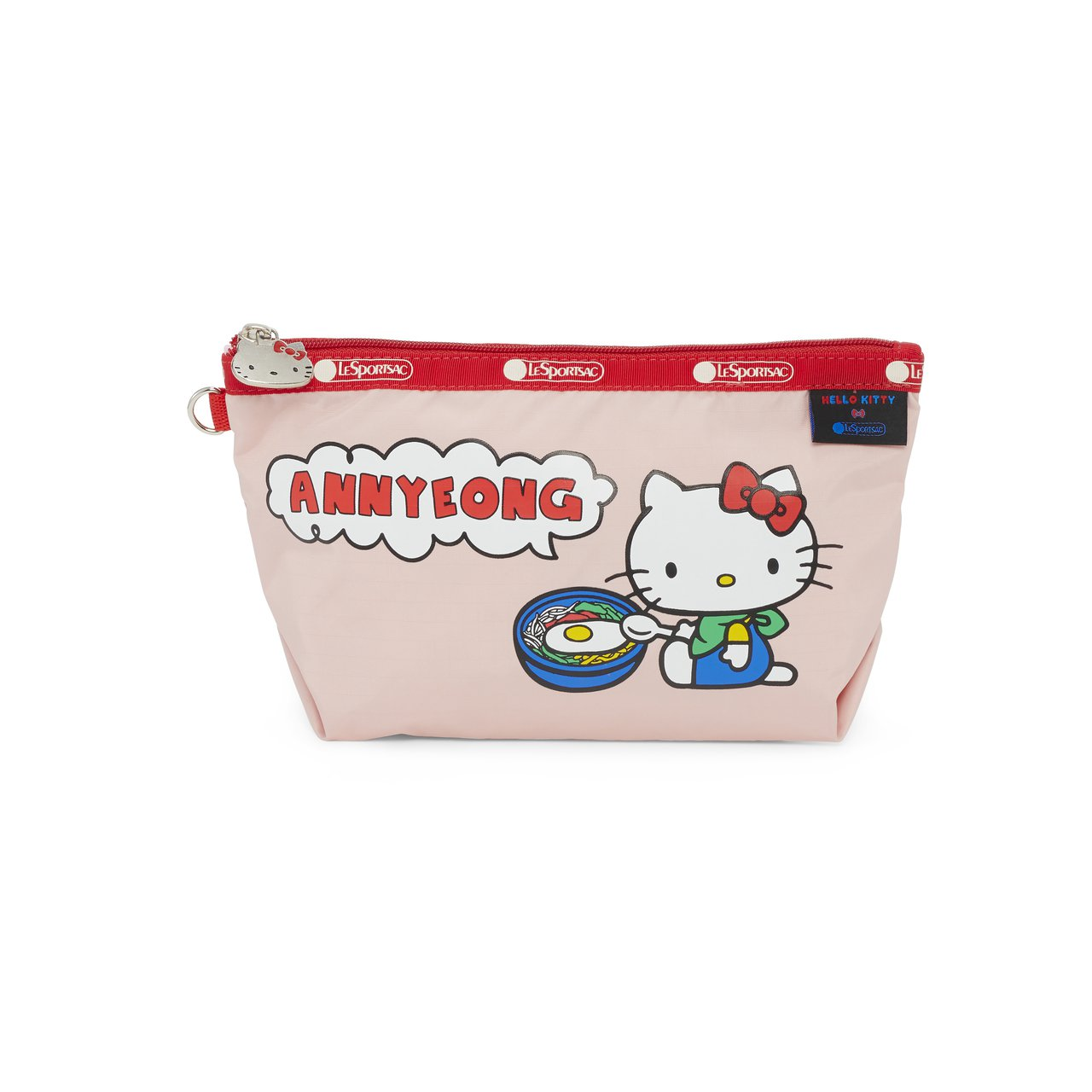 Hello Kitty x LeSportsac聯名系列「ANNYEONG」中梯...