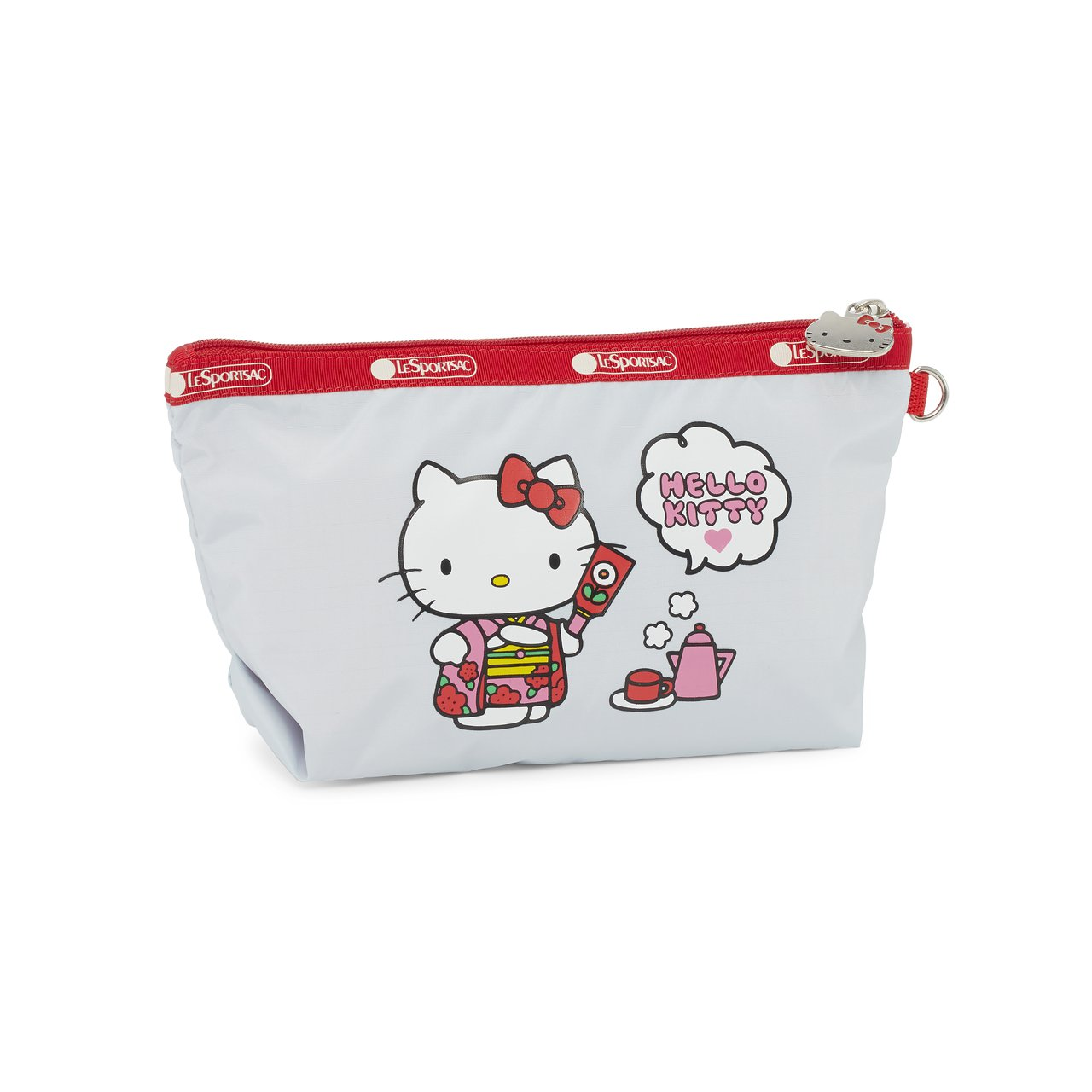 Hello Kitty x LeSportsac聯名系列「KONNICHIWA」...