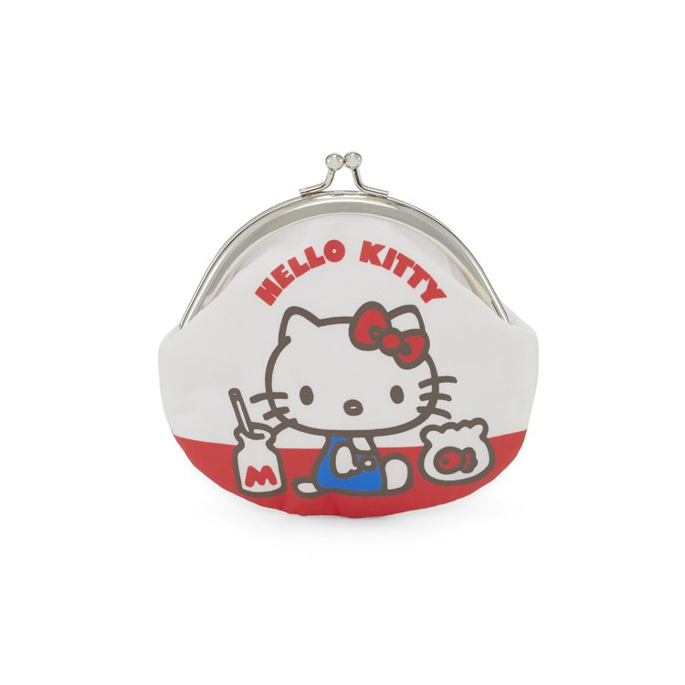 Hello Kitty x LeSportsac聯名系列珠釦零錢包,1,650元...
