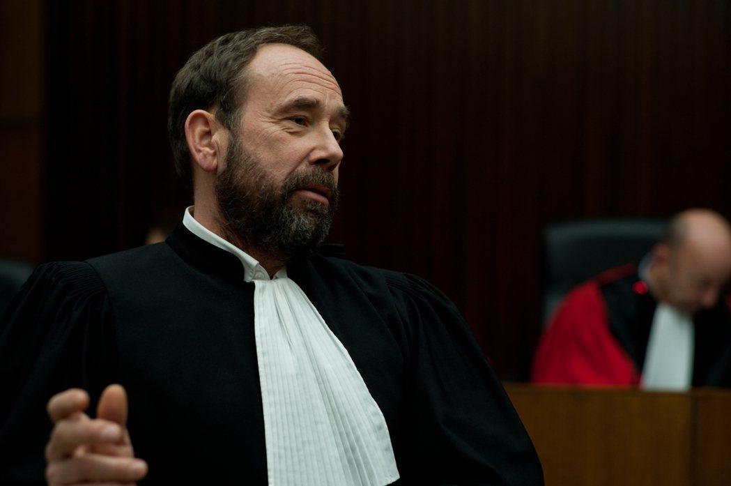 《懸案判決》 男主角奧利維古賀梅。圖/亮點國際提供