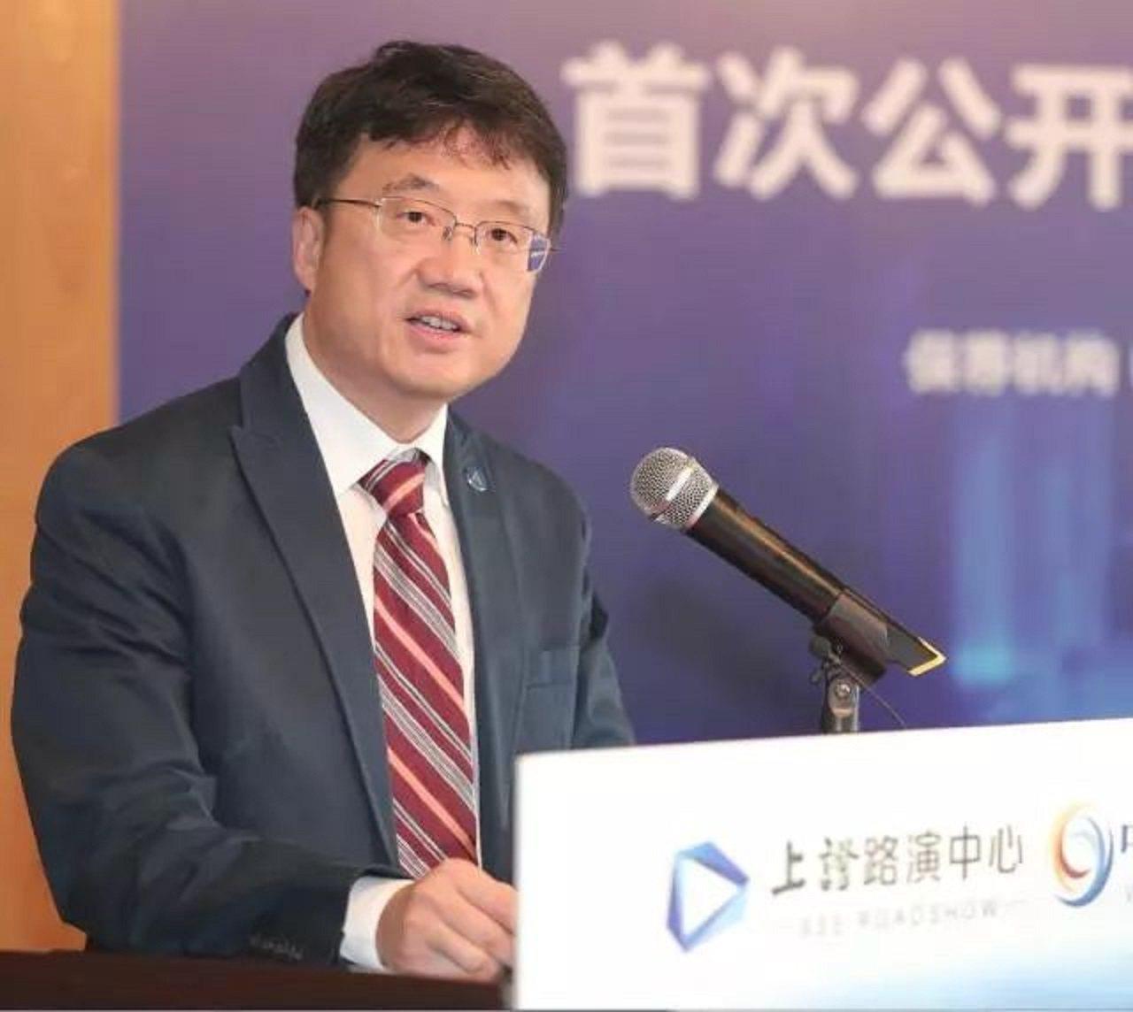 光峰科技董事長李屹。圖/中國證券報