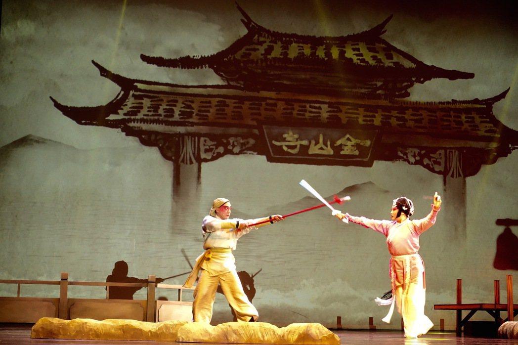 舞台劇「搖櫓白蛇傳」  圖/開麗娛樂提供