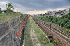 鳳鳴臨時站挪移至陸橋旁 省錢、縮時預計2024啟用
