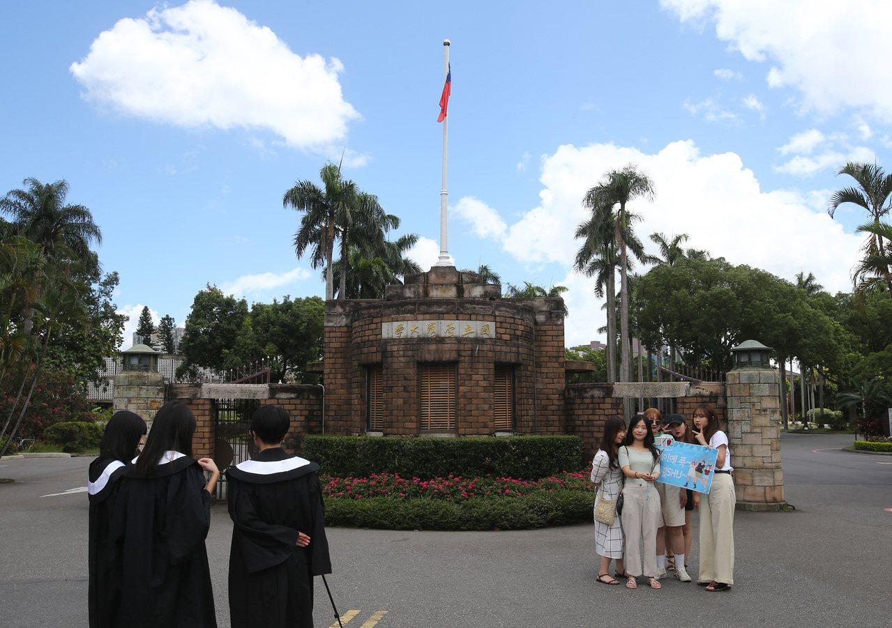 Wealth-X公司的大學超高淨值資產校友排行榜顯示,台灣大學的超級富豪校友數在...