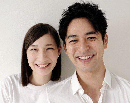 妻夫木聰與老婆舞子結婚3年終於「做人成功」。圖/摘自日網
