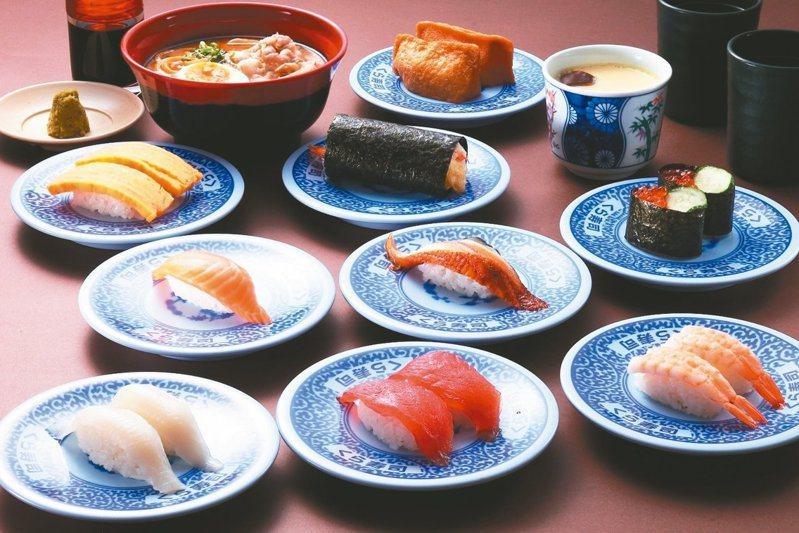 藏壽司。圖/藏壽司提供