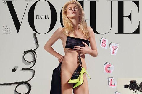 德國傳奇名模克勞蒂亞雪佛在1990年代曾紅極一時,玲瓏有致的曲線和修長美腿,讓她備受各大名牌及時尚刊物的寵愛。雖然現年48歲的她,已經不再像年輕時活躍,不過崇高的地位仍在,一舉一動還是會受到各方矚目...