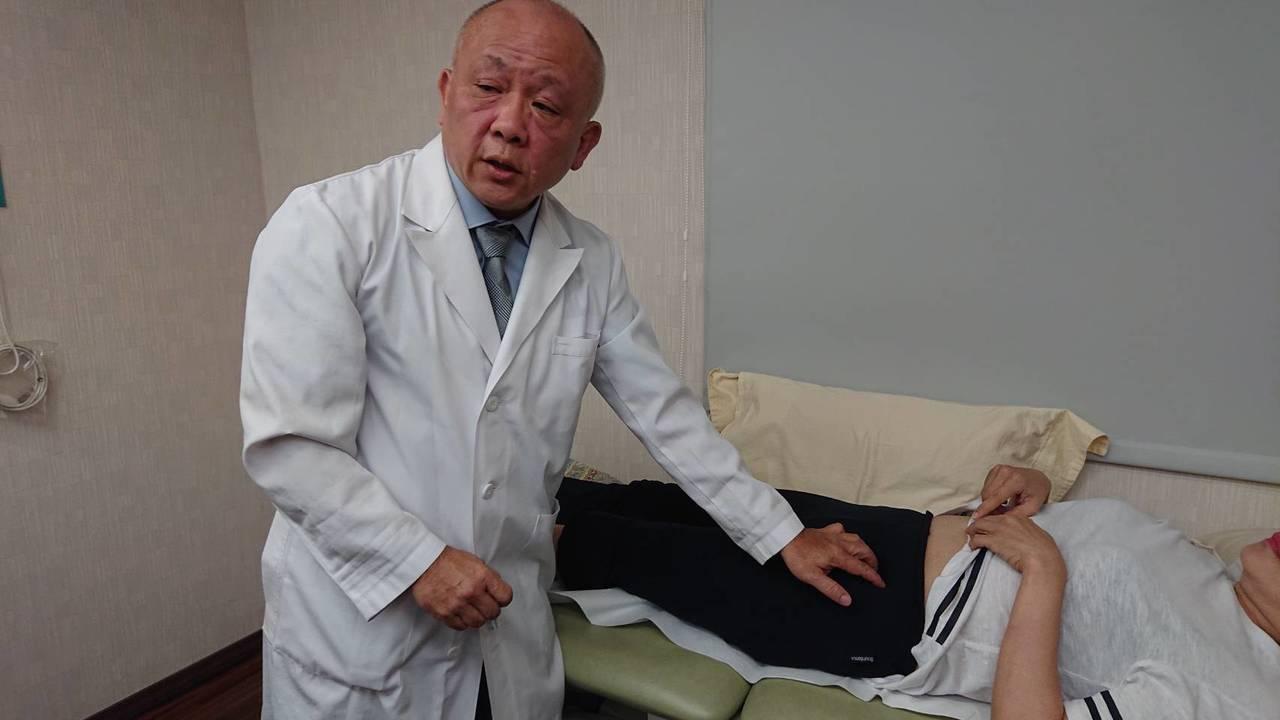 榮新診所疼痛科主治醫師梁恆彰表示,當交感神經太旺盛,身體停留在發炎狀態,自律神經...