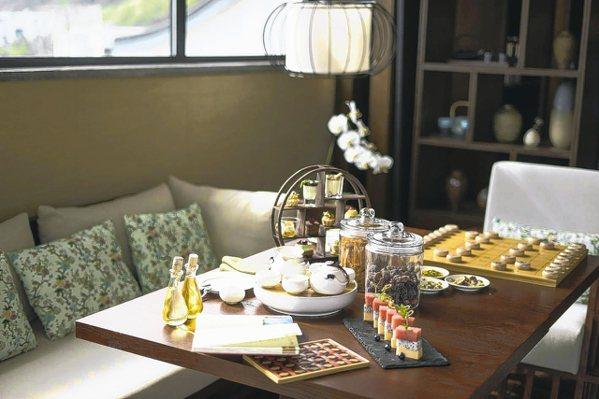 中國浙江阿麗拉安吉酒店入選年度最佳酒店。 圖/各業者提供