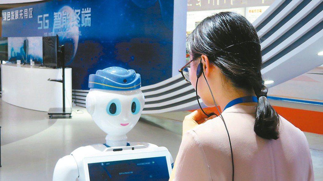 各行各業都有數位轉型需求,AI人工智慧更扮演重要角色。 本報資料照片