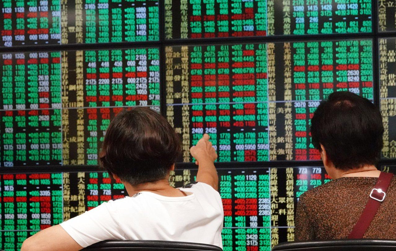 8月以來,外資持續超賣台股。 圖/聯合報系資料照片