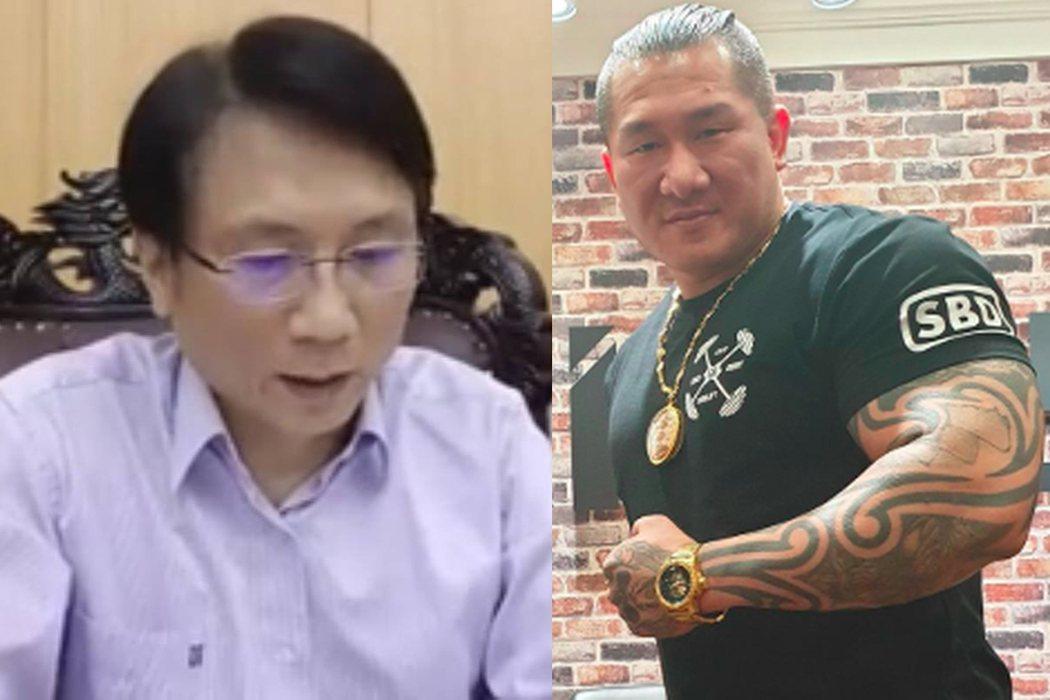 圖/擷自詹江村臉書、館長臉書