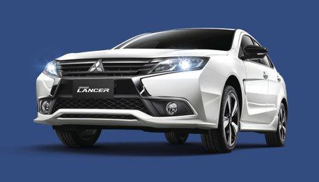 2020年式Mitsubishi Grand Lancer全新上市 舊換新56.9萬有型入手!