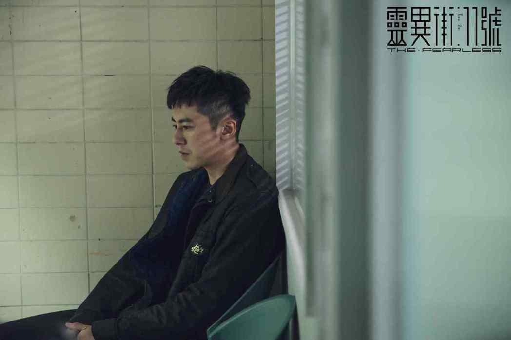 男主角李國毅本來有諸多禁忌,但到拍攝後期對死亡已無太多害怕。 圖/LINE TV...