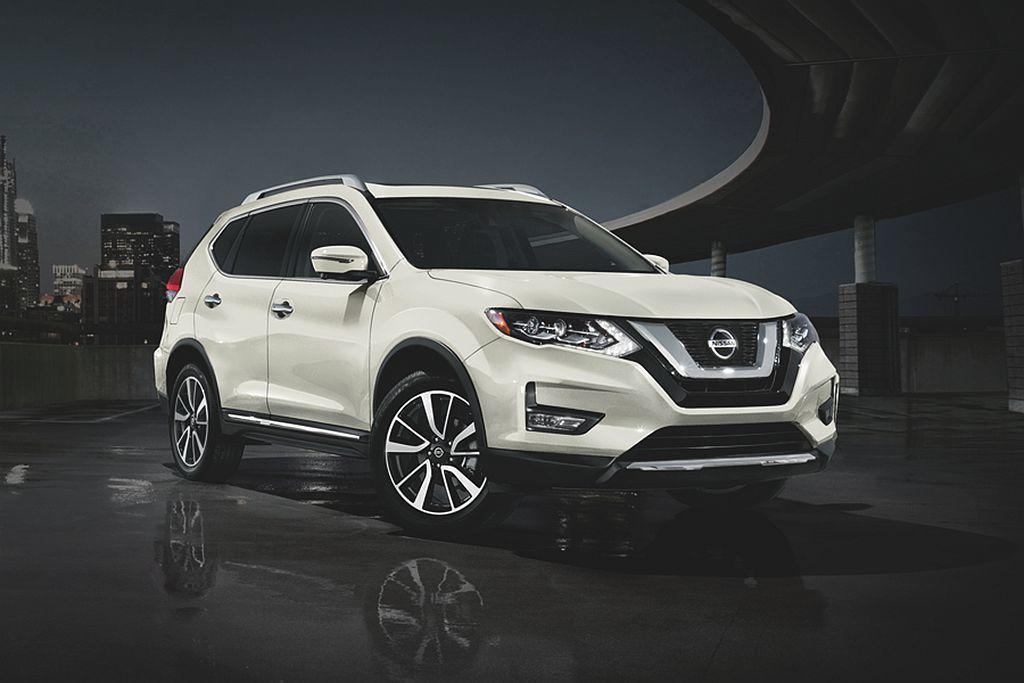 美規新年式Nissan Rogue除維持S、SV、SL三種車型設定外,Rogue...