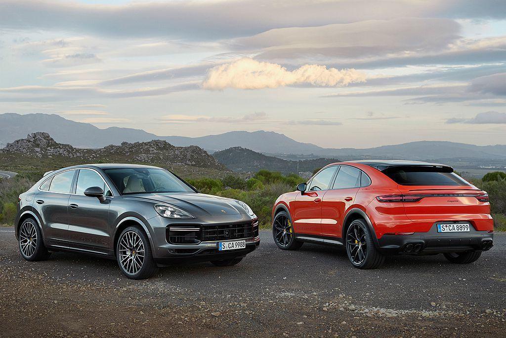 整體表現最亮眼是保時捷Cayenne休旅車,今年1-6月賣出41,725輛新車外...