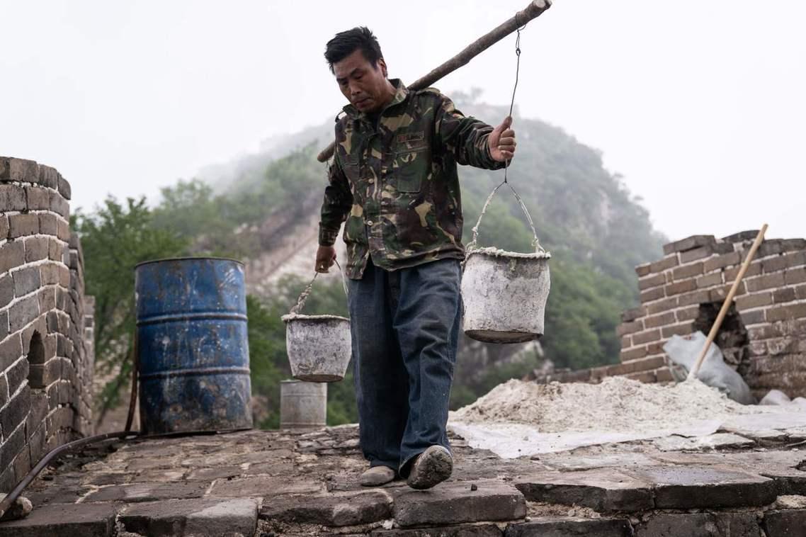 「中國的長城,會不會全垮光?」世界遺產萬里長城,從春秋戰國時代以來至今超過2,0...