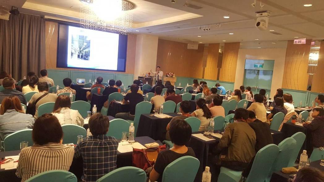 2019 O-Lab 環檢技術研討會2日於高雄舉行,吸引了近百名業界人士與會。 ...