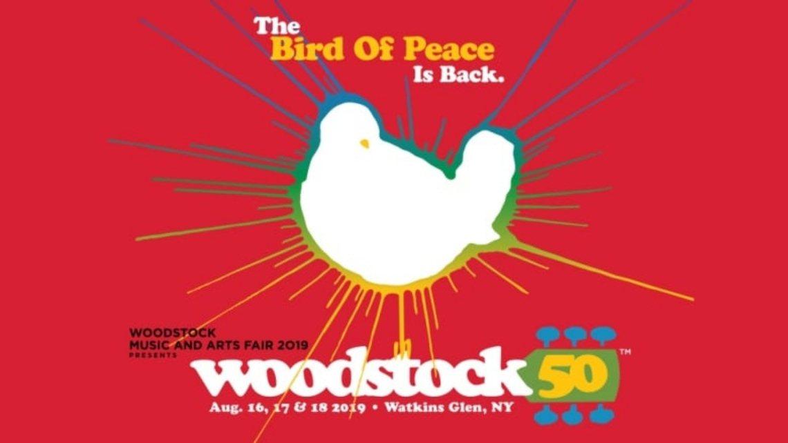 和平之鳥回來了?2019年初,創辦人之一的藍恩對外宣布:將於8月舉辦「胡士托50...