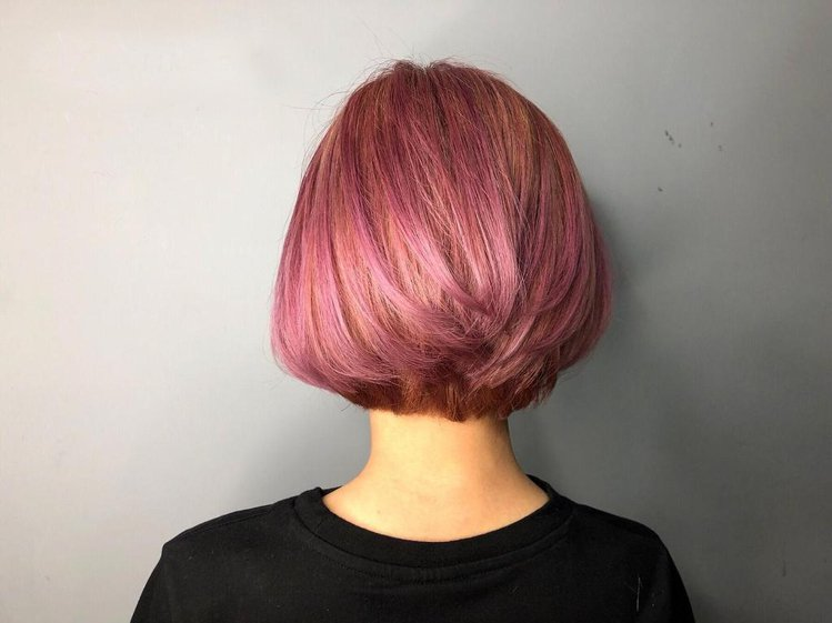 髮型創作/PHY & H Hair Salon / 許敬誠。圖/StyleMap...