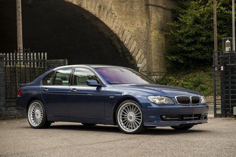 價格一樣,該買新BMW 5-Series還是中古Alpina B7?