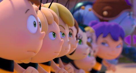 在全球170幾個國家「蜂」狂映演的超人氣蜜蜂,今年暑假《瑪雅蜜蜂大冒險:蜜糖危機》(Maya The Bee–The Honey Games)終於飛上台灣的大銀幕!這部適合親子共賞的動畫電影,故事講...