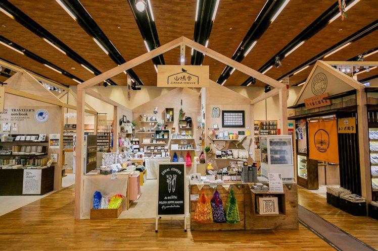 山鳩舍與誠品書店推出多款獨家聯名商品。圖/誠品提供