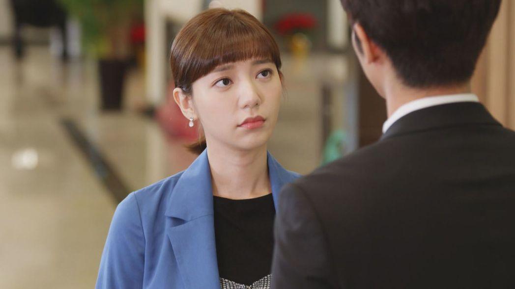 郭雪芙、劉以豪主演「我們不能是朋友」愛奇藝台灣站飆破千萬流量。圖/八大提供