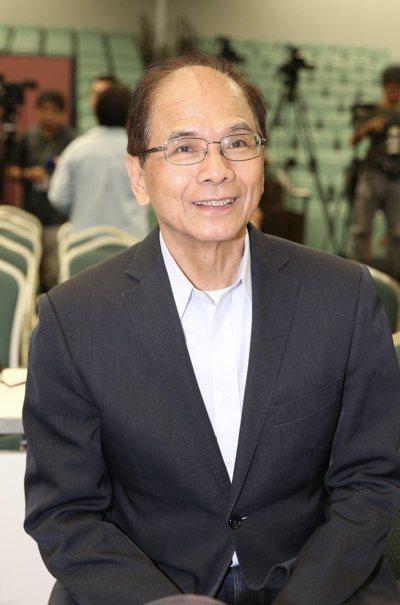 前行政院長游錫堃。圖/報系資料照片