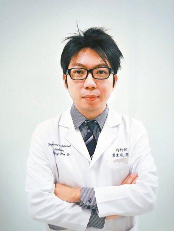 葉秉威(台安醫院胃腸肝膽科主治醫師)