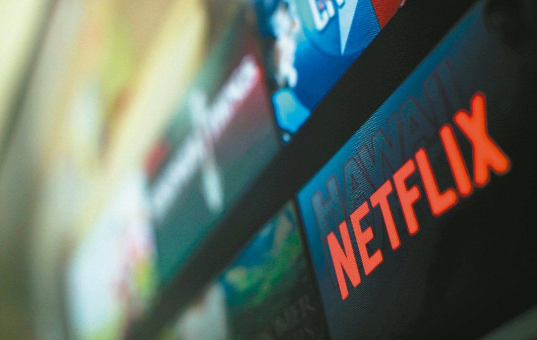 影音串流平台如Netflix讓人人都變剪接師,按自己的喜好做劇情節奏。 (美聯社