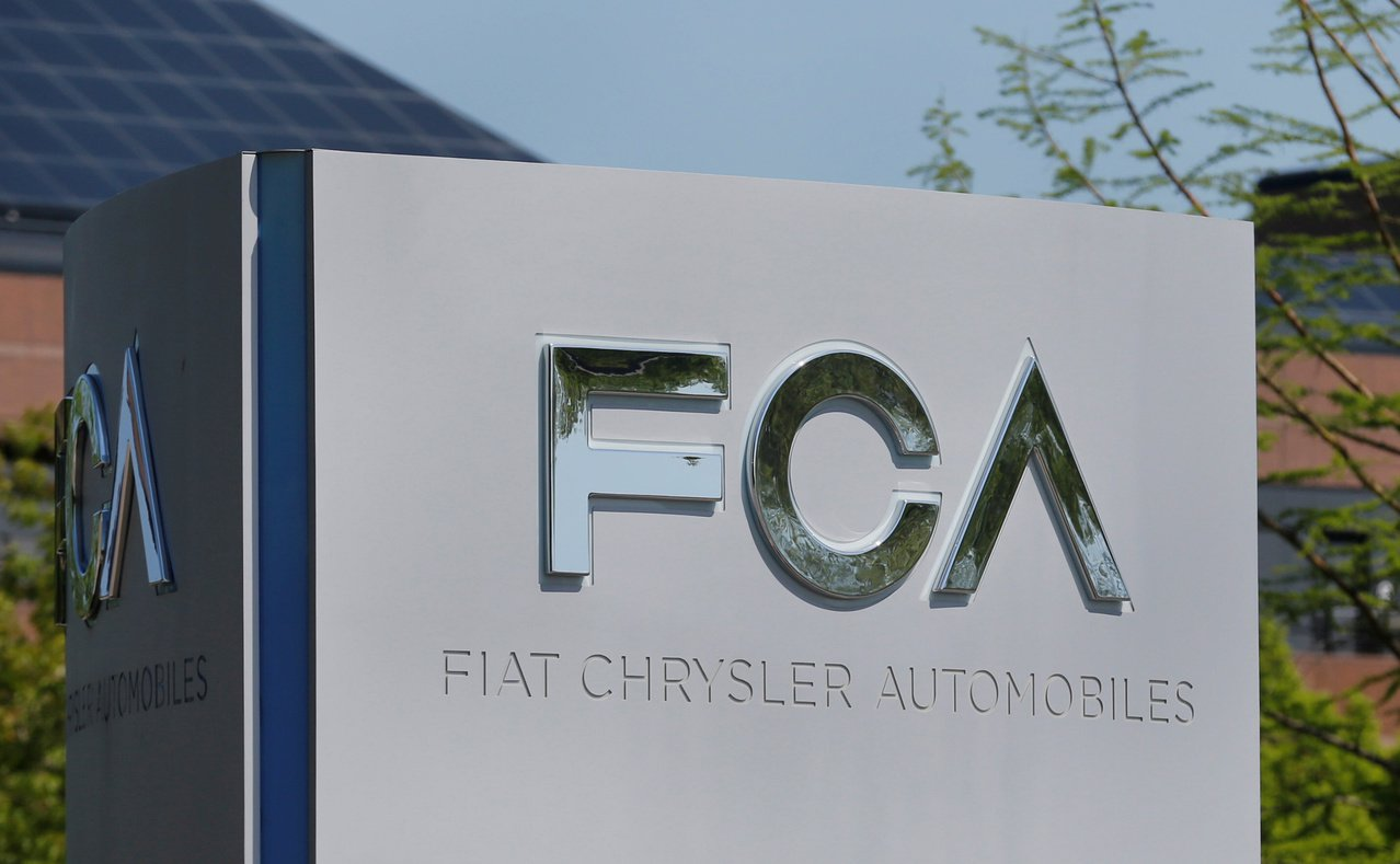 飛雅特克萊斯勒(FCA)表示,第2季整體營業利益表現平穩。 路透