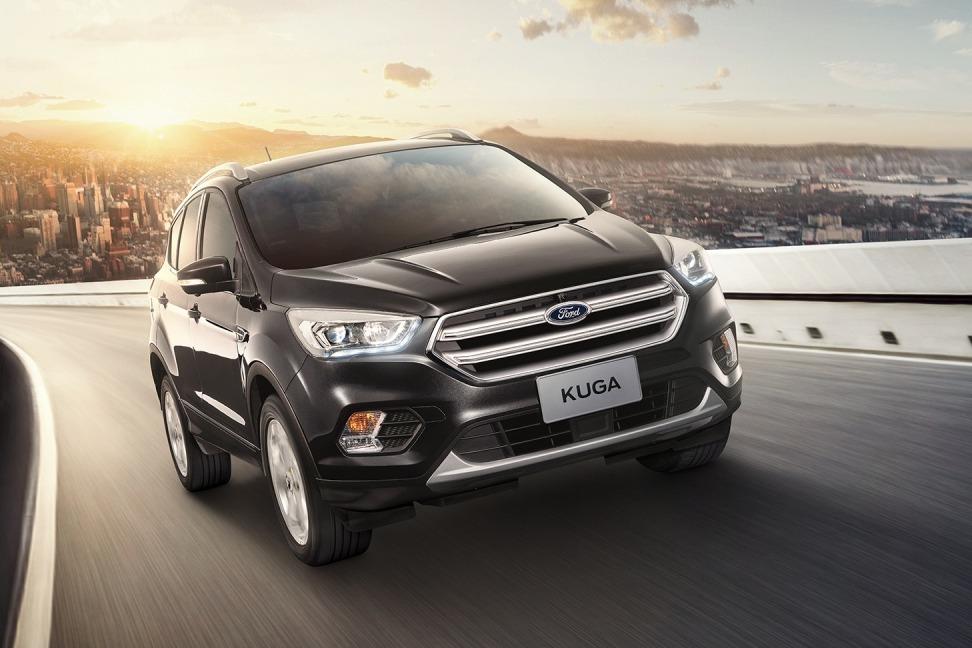 現在買Ford Kuga正是時候 福特八月超優惠方案不間斷陪你過暑假!