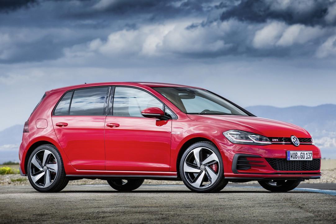 Volkswagen Golf GTI勇奪IIHS TOP SAFETY PICK安全評價首選!