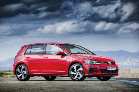 Volkswagen Golf GTI勇奪IIHS TOP SAFETY PICK安全評價首選!
