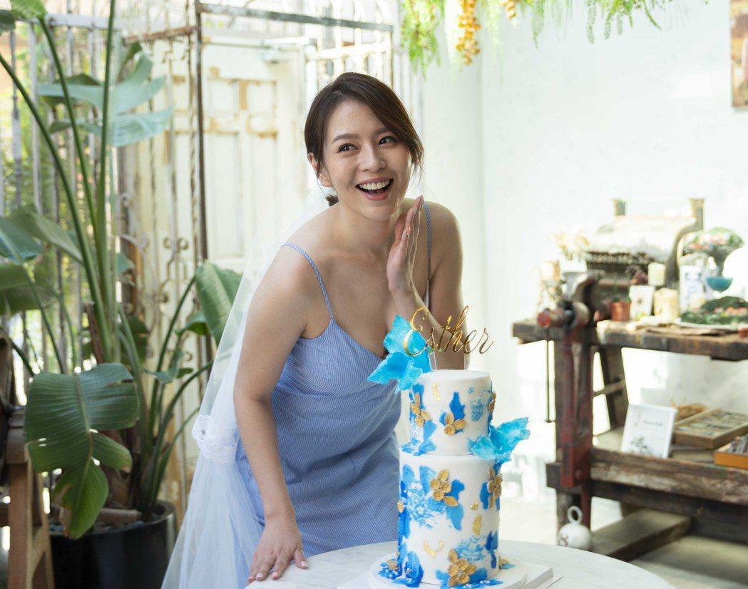 劉品言將過31歲生日,渴望遇到正桃花。圖/齊石提供