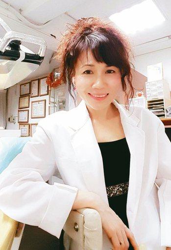 今日主廚/林芝蕙翔齡牙醫診所負責醫師《新北市牙醫》雜誌諮議