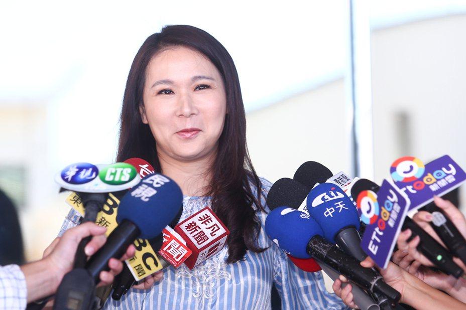 永齡基金會執行長劉宥彤。 聯合報系資料照片/記者王騰毅攝影