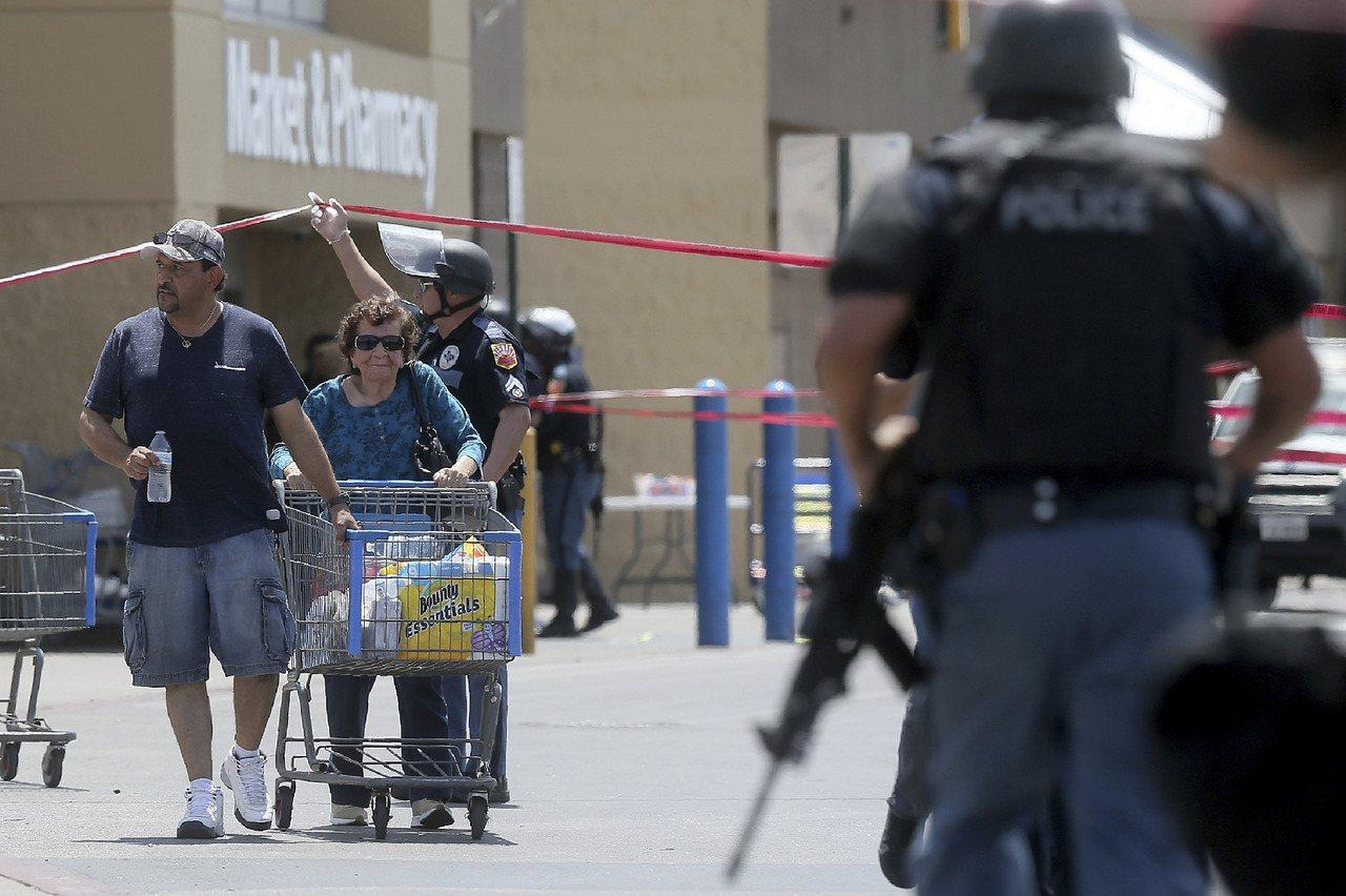 [重傳]槍手來自達拉斯地區 上周才滿21歲 是川粉 反對族裔融合 美聯社
