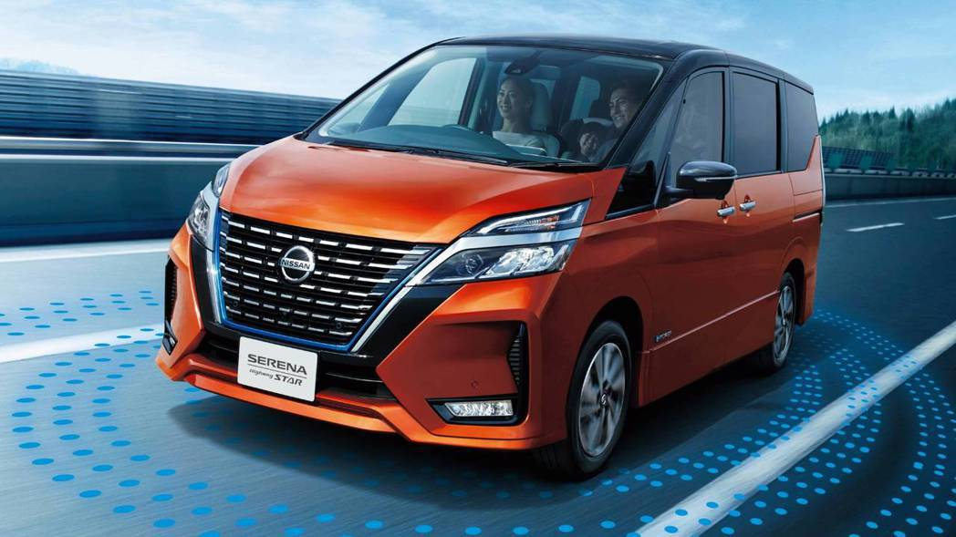 Nissan Serena全車系標配Safety Shield 360。 摘自N...