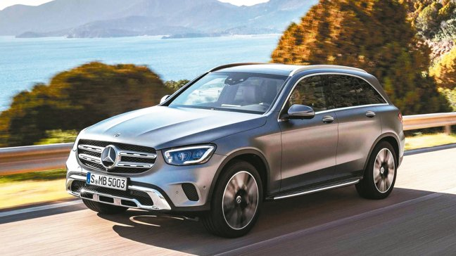 Mercedes-Benz GLC是上半年台灣豪華休旅的銷售冠軍。 圖/Merc...