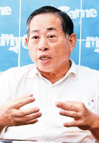 智冠董事長王俊博。 (本報系資料庫)
