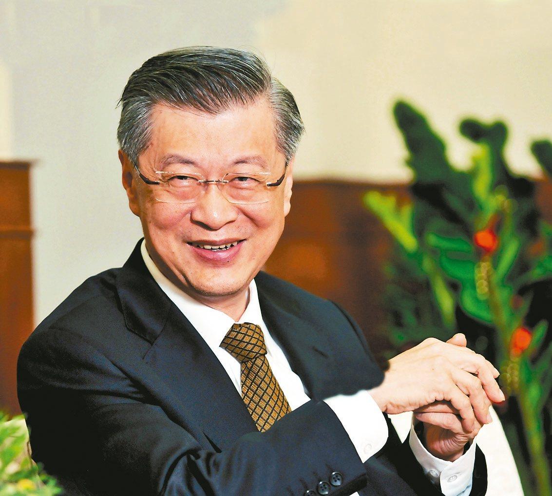 行政院前院長陳冲。 圖/聯合報系資料照片