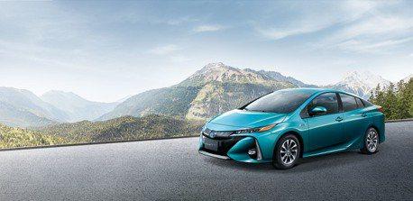 晚買享優惠! TOYOTA Prius PHV推119.9萬超殺價