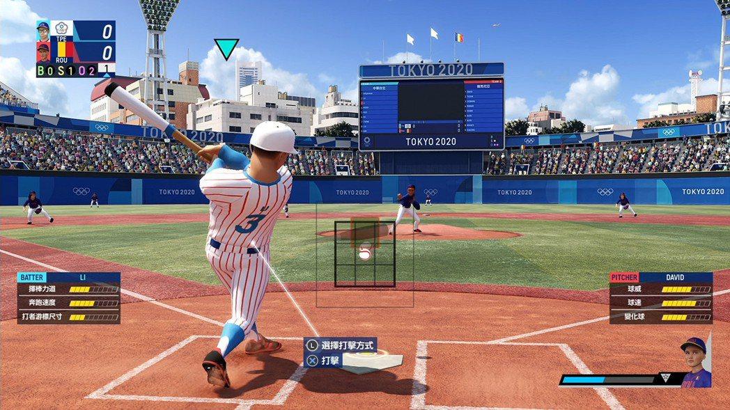 棒球玩法基本上和大家所熟知的實況野球差不多,不過有稍微將難度簡化,例如猜球的位置...