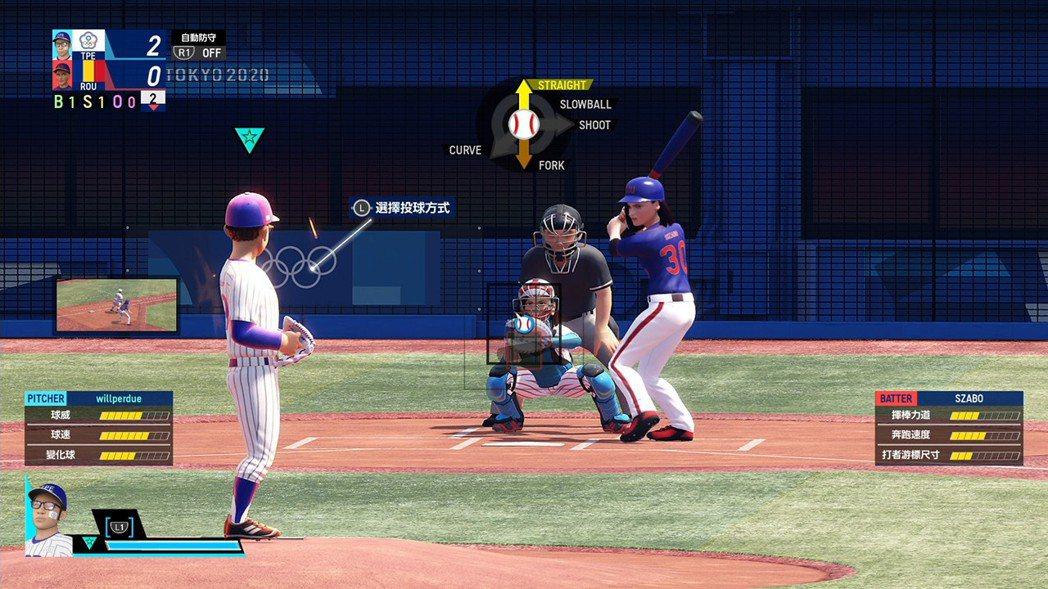 投球的基本操作也和實況野球相同,不同的是變化球種類基本上是固定的,且變化幅度也都...