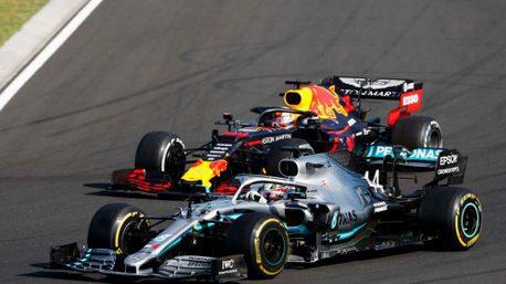 F1/匈牙利大獎賽 賓士策略組扳回顏面Hamilton逆轉勝出!