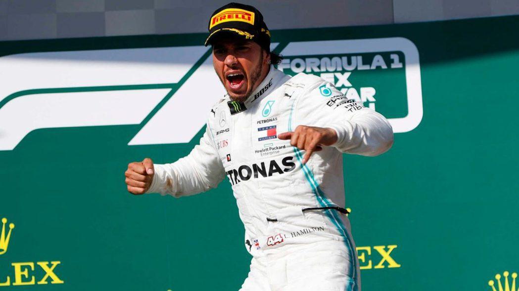 Hamilton以7次冠軍成為匈牙利大獎賽奪冠次數最多的車手。 摘自F1